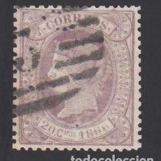 Sellos: ESPAÑA, 1866 EDIFIL Nº 86, 20 C. LILA.. Lote 289764378
