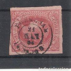 Sellos: ISABEL II FECHADOR FREGENAL BADAJOZ. Lote 292344648