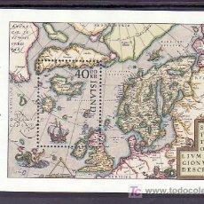 Sellos: ISLANDIA HB 6 SIN CHARNELA, NORDIA 84, EXPOSICION FILATELICA NORDICA EN REYKJAVIK,. Lote 210135188