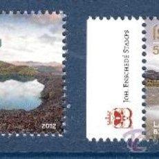 Sellos: ISLANDIA 2012. SERIE TURISMO. Lote 39096999