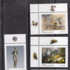 Sellos: ISLANDIA 2012. ARTE ISLANDES. Lote 39097085