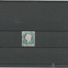 Sellos: 1912 - EFIGIE DE FREDERIC VIII - ISLANDIA. Lote 50214890