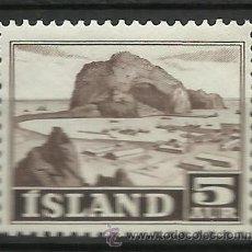 Sellos: ISLANDIA - 1954 - MICHEL 296 // SCOTT 257** MNH. Lote 53627475