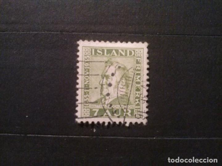 ISLANDIA YVERT Nº 162 (Sellos - Extranjero - Europa - Islandia)