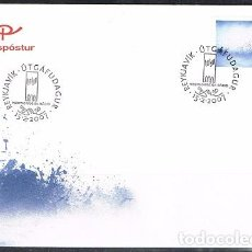 Sellos: [CF1047] ISLANDIA 2007, FDC WEST NORDIC COUNCIL (NS). Lote 66493646