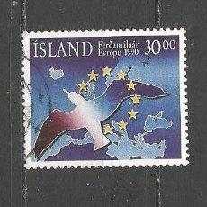 Sellos: ISLANDIA YVERT NUM. 683 USADO. Lote 97309623