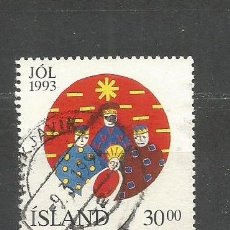 Sellos: ISLANDIA YVERT NUM. 748 USADO. Lote 97366919