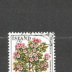 Sellos: ISLANDIA YVERT NUM. 572 USADO. Lote 97425883