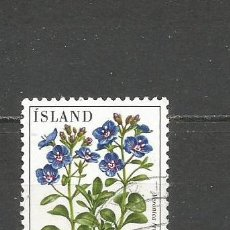 Sellos: ISLANDIA YVERT NUM. 582 USADO. Lote 97426047