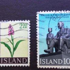 Sellos: ISLANDIA - SELLOS USADOS . Lote 99959067