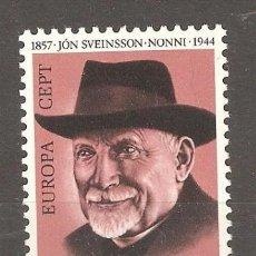 Sellos: ISLANDIA,1980,CAT.YT.505/506.. Lote 113502475