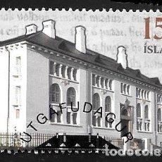 Sellos: ISLANDIA. Lote 114944947