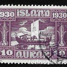 Sellos: ISLANDIA. Lote 119462479