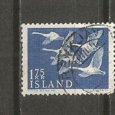 Sellos: ISLANDIA SELLO YVERT NUM. 271 USADO. Lote 123320631