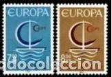 SELLOS USADOS DE ISLANDIA, YT 359/ 60 (Sellos - Extranjero - Europa - Islandia)