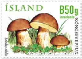 SELLO USADO DE ISLANDIA, YT 1301 (Sellos - Extranjero - Europa - Islandia)