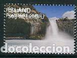 SELLO USADO DE ISLANDIA, YT 1305 (Sellos - Extranjero - Europa - Islandia)