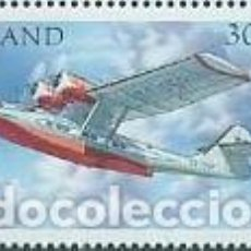 Sellos: SELLOS USADOS DE ISLANDIA, YT 742 + 744. Lote 147041998