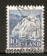 ISLANDIA. 1935. YT 158 (Sellos - Extranjero - Europa - Islandia)
