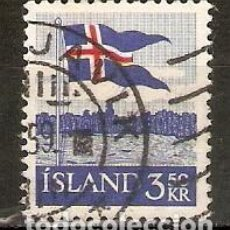 Sellos: ISLANDIA. 1958. YT 286. Lote 148438006