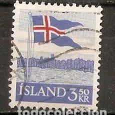 Sellos: ISLANDIA. 1958. YT 286. Lote 148438026