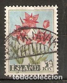 ISLANDIA. 1958. YT 281. FLORES (Sellos - Extranjero - Europa - Islandia)