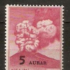 Sellos: ISLANDIA. 1954. YT 250. Lote 148438490