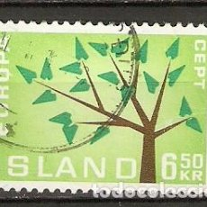 Sellos: ISLANDIA. 1962. YT 320. Lote 148440986