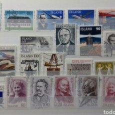 Sellos: SELLOS DE ISLANDIA DE 1978 Y 79. Lote 149766693
