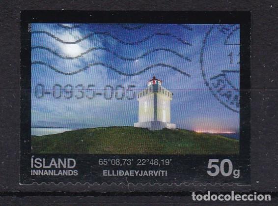 ISLANDIA 2015 - SELLOS MATASELLADO (Sellos - Extranjero - Europa - Islandia)