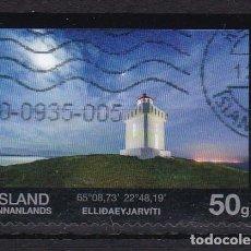 Sellos: ISLANDIA 2015 - SELLOS MATASELLADO. Lote 154173646