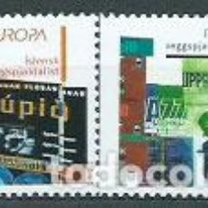 Sellos: ISLANDIA - CORREO 2003 YVERT 966A/7A ** MNH EUROPA. Lote 159543566