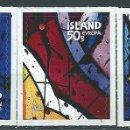 Sellos: ISLANDIA CORREO 2013 YVERT 1338/40 ** MNH NAVIDAD. Lote 159544813