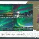 Sellos: ISLANDIA CORREO 2013 YVERT 1323/26 ** MNH. Lote 159544853