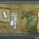 Sellos: ISLANDIA CORREO 2012 YVERT 1296 ** MNH. Lote 159544877