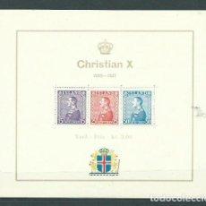 Briefmarken - Islandia - Hojas Yvert 1 ** Mnh - 159545105