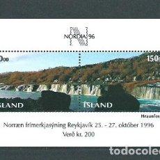 Briefmarken - Islandia - Hojas Yvert 18 ** Mnh - 159545181