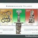 Sellos: ISLANDIA - HOJAS YVERT 38 ** MNH. Lote 159545245