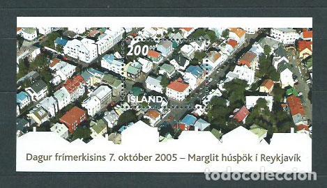 ISLANDIA - HOJAS YVERT 39 ** MNH (Sellos - Extranjero - Europa - Islandia)
