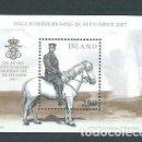 Sellos: ISLANDIA - HOJAS YVERT 44 ** MNH PERSONAJE. Lote 159545257