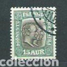 Briefmarken - Islandia - Servicio Yvert 28 o - 159545458