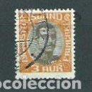 Sellos: ISLANDIA - SERVICIO YVERT 33 O. Lote 159545494