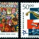 Sellos: ISLANDIA 1999 ** NUEVO - 5/28. Lote 164904218