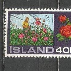 Sellos: ISLANDIA YVERT NUM. 420 USADO. Lote 169169296