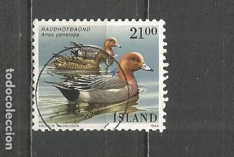 ISLANDIA YVERT NUM. 675 USADO (Sellos - Extranjero - Europa - Islandia)