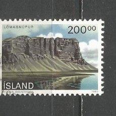 Sellos: ISLANDIA YVERT NUM. 685 USADO. Lote 169172560