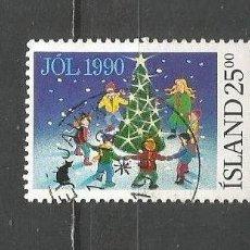 Sellos: ISLANDIA YVERT NUM. 689 USADO. Lote 169172608