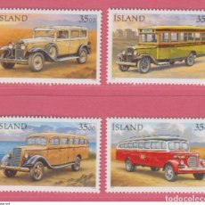 Sellos: SELLOS NUEVOS DE ISLANDIA 1996, YT 803/ 06. Lote 173395963