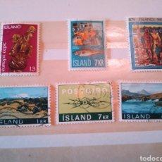 Sellos: LOTE ISLANDIA (1). Lote 178256702