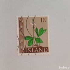 Sellos: ISLANDIA SELLO USADO . Lote 178586122